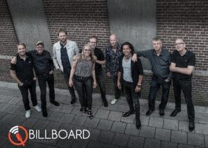 Billboard 2018 met logo