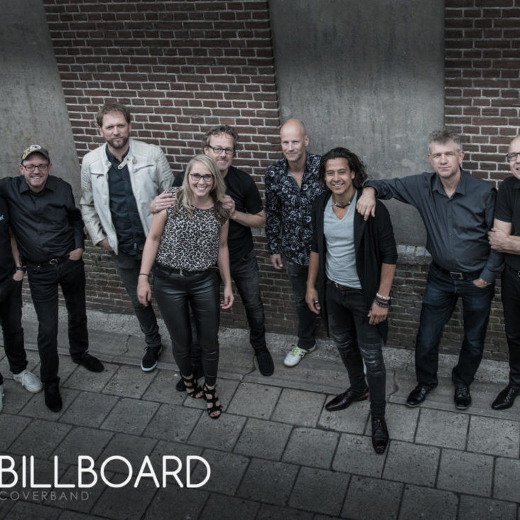 Billboard 2018 met logo