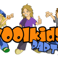Coolkids Party Logo NEW