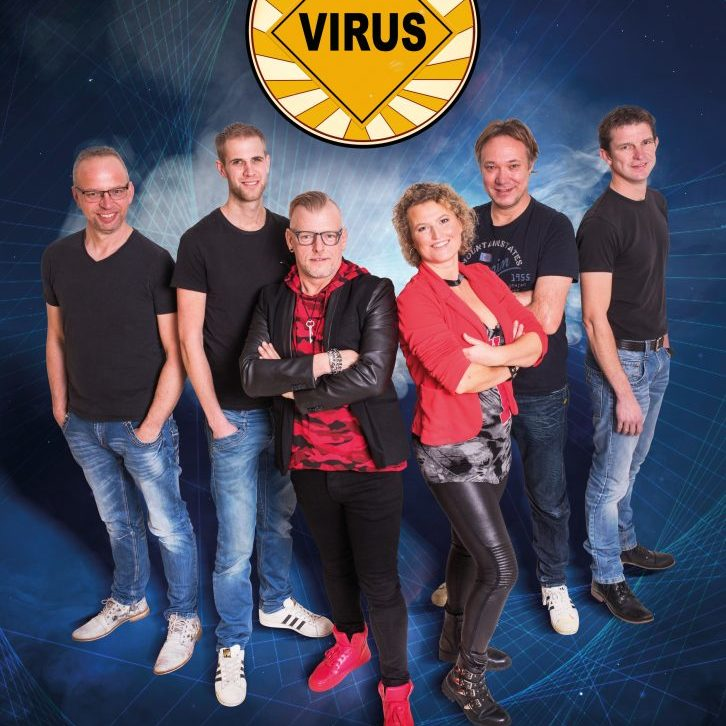 Virus band LXbookingsupport LXeventsupport